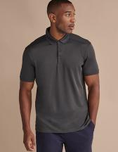 Mens Stretch Polo Shirt + Wick Finish