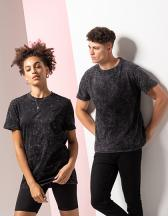 Unisex Washed Band T