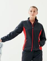 Womens Athens Tracksuit Jacket