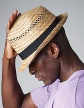Straw Summer Trilby