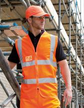 Zip I.D Safety Tabard