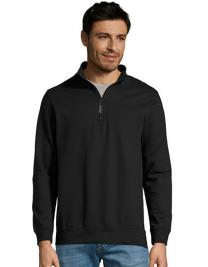 Men`s Zip High Collar Sweatshirt Stan